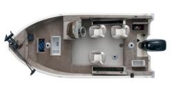 2009 - Sylvan Boats - Explorer 1700 SC