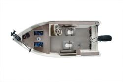 2009 - Sylvan Boats - Select 1600 SC