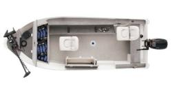 2009 - Sylvan Boats - Sport Troller 1400 TL