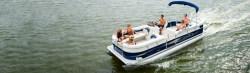 2010 - Sylvan Boats - Mirage Cruise 8522 C-RE