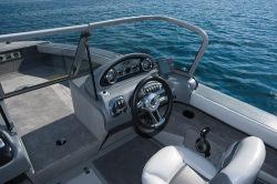 2010 - Sylvan Boats - Pro Sport 1600 DC