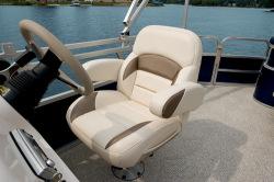 2011 - Sylvan Boats - Mirage Cruise 8522 C