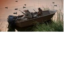 2011 - Sylvan Boats - 1648 Jon