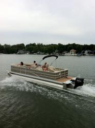 2012 - Sylvan Boats - Signature 8523