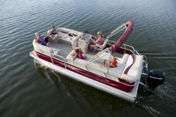 2012 - Sylvan Boats - Mirage 8520 CR