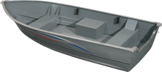 2012 - Sylvan Boats - Alaskan 1300 DLX