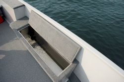 2012 - Sylvan Boats - Sport Troller 16