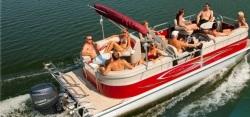 2013 - Sylvan Boats -8524 LZ