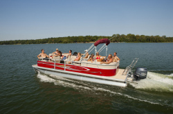 2013 - Sylvan Boats - 8522 LZ Port
