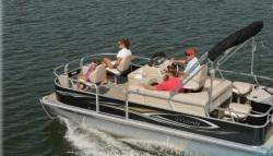 2013 - Sylvan Boats - Mirage 820 4-PT