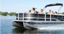 2013 - Sylvan Boats - Mirage Cruise Le 8522 LZ