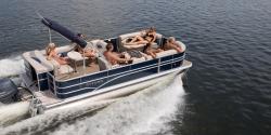 2014 - Sylvan Boats - Mirage Cruise 8522 CR