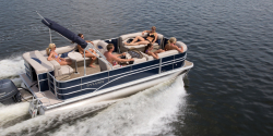 2014 - Sylvan Boats - Mirage Cruise 820 CR