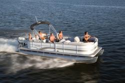 2014 - Sylvan Boats - Mirage Cruise LE 8522 LZ PB