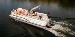 2014 - Sylvan Boats - Mirage Fish LE 8522 CNF