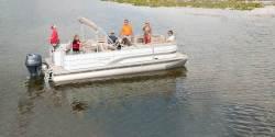 2014 - Sylvan Boats - Mirage Fish LE 8520 CNF
