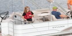 2014 - Sylvan Boats - Mirage Fish LE 8520 4-PT