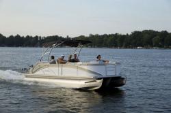 2014 - Sylvan Boats - S Series S3