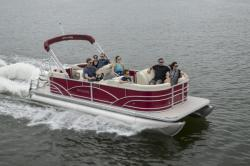 2017 - Sylvan Boats - Mirage Cruise 822 LZ CR