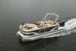 2017 Sylvan Boats Mirage Cruise 8522 LE