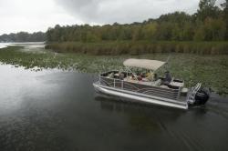 2017 Sylvan Boats Mirage Fish 8522 4-PT