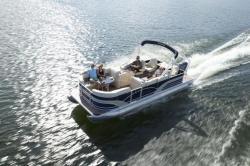2017 - Sylvan Boats - Mirage Fish LE 8520 CNF