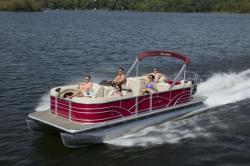 2017 - Sylvan Boats - Mirage Cruise 8520 CR