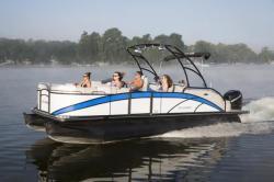 2017 Sylvan Boats S3 Extreme Port