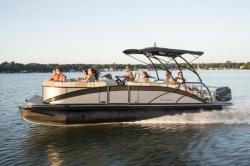 2017 Sylvan Boats S5 Extreme Port