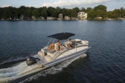 2017 Sylvan Boats S-Series S3 Port
