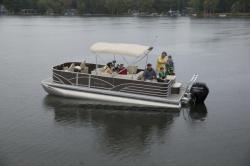 2018 - Sylvan Boats - 820 4-PT