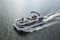 2018 - Sylvan Boats - 8520 Cruise-n-Fish LE
