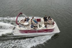 2018 - Sylvan Boats - 8522 LZ Port