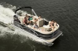 2018 - Sylvan Boats - 8520 Cruise LZ