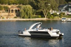 2018 - Sylvan Boats - M5 LZ DC