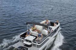 2019 - Sylvan Boats - 8522 Cruise-n-Fish LE