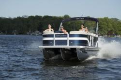2019 - Sylvan Boats - 8522 Cruise LE
