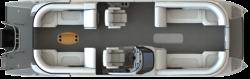2021 - M5 LZ - Sylvan Boats