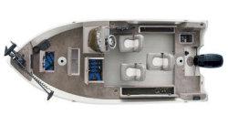 Sylvan Boats 1600 Explorer SC Multi-Species Fishing Boat