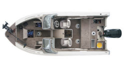 Sylvan Boats ExpeditionSport 1800DC Multi-Species Fishing Boat