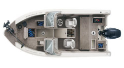 Sylvan Boats Expedition Sport 1700DC Multi-Species Fishing Boat