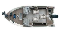 Sylvan Boats Explorer 1600 DC Multi-Species Fishing Boat