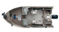 Sylvan Boats 1700 Explorer DC Multi-Species Fishing Boat