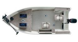 Sylvan Boats Select 1600 TL Multi-Species Fishing Boat