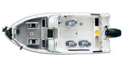 Sylvan Boats Viper 206 Multi-Species Fishing Boat