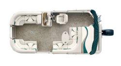Sylvan Boats 8520 Mirage Cruise RE Pontoon Boat