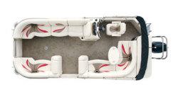 Sylvan Boats 8522 Mirage Sport Pontoon Boat