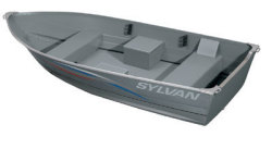 Sylvan Boats AlaskanDeluxe 12 TLLXS Utility Boat