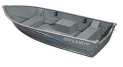 Sylvan Boats AlaskanDeluxe 13 TLLXS Utility Boat