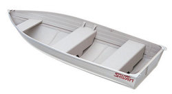 Sylvan Boats 1200 Sea Breeze Utility Boat